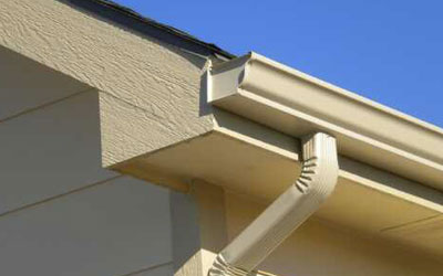 Rain Gutters and Downspouts
